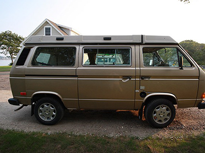 Vintage Van Adventures Vw Camper Van Rentals In Maine